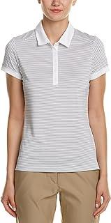 bfe0c3a0e Nike Golf Women s Victory Colorblock Polo (Vivid Pink White)