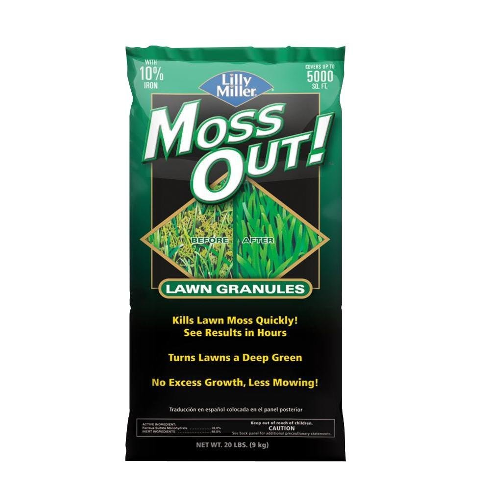 Lilly Miller Moss Lawn Granules