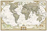National Geographic Maps World Map Posters