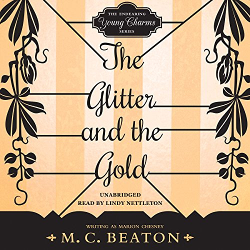 The Glitter and the Gold audiobook cover art