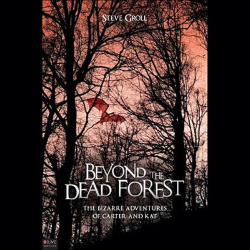 Beyond the Dead Forest audiobook cover art