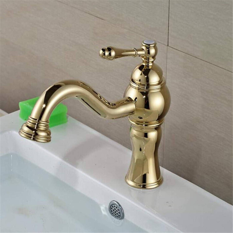 Faucet Washbasin Mixer Nickle Brushed Deck Mounted Bathroom Basin Faucet Mixer Tap