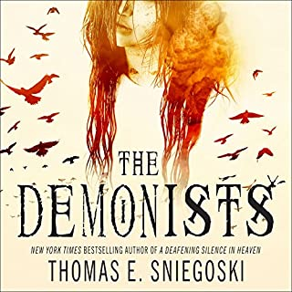 The Demonists cover art