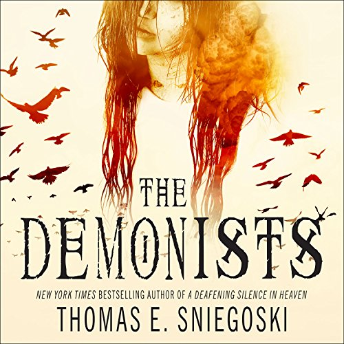 The Demonists audiobook cover art