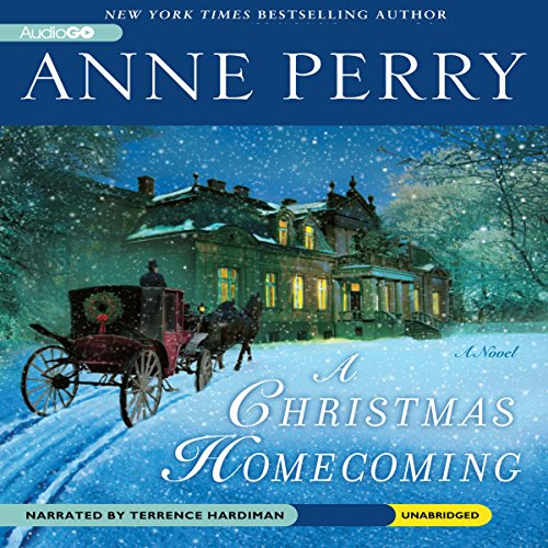 A Christmas Homecoming cover art