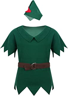 Best toddler peter pan outfit Reviews