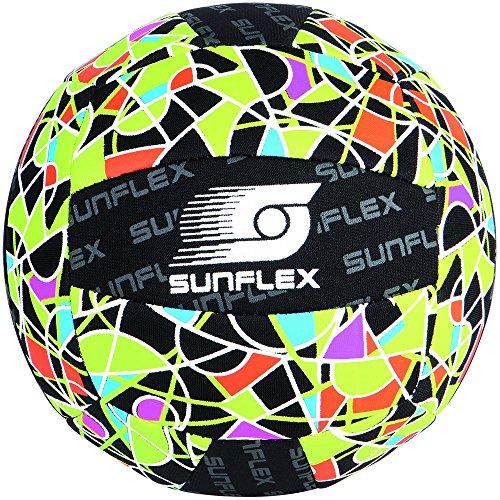 sunflex sport American Neopren Beachball, Mehrfarbig, 3
