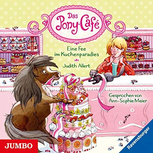 Eine Fee im Kuchenparadies Titelbild