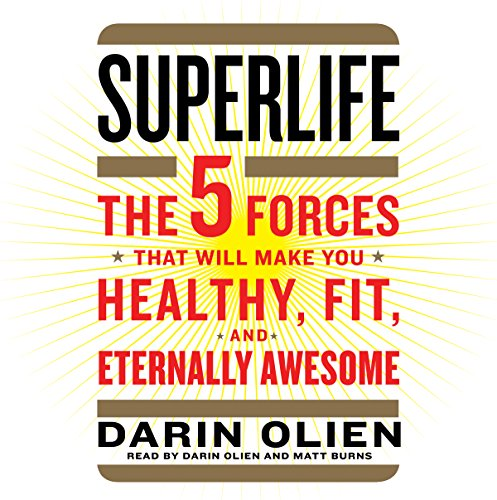 SuperLife audiobook cover art