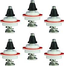6 Pack FlushLine Replacement Sloan Regal B-50-A Flushometer Handle Repair Kit