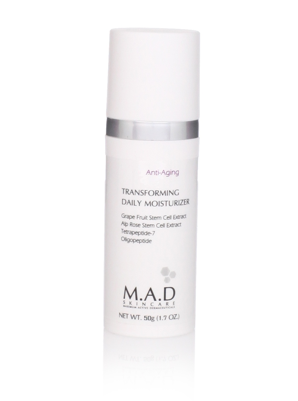 M.A.D Skincare Anti-Aging Transforming 1.7 Daily Challenge the lowest price of Japan oz. Moisturizer Max 52% OFF