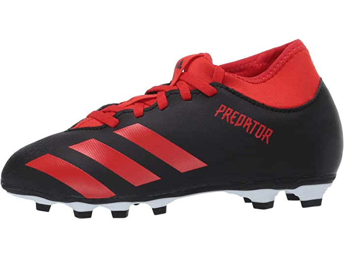 adidas Kids Predator 20.4 S FxG J Soccer (Little Kid/Big Kid ...