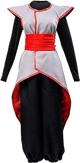 UU-Style Dragon Ball Cosplay Halloween Dress Super Son Goku Black Supreme Kai Zamasu Merged Potara Uniform Suit Outfit