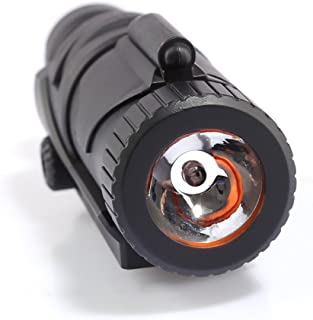Flashlight, PINCHUANGHUI ABS Modified Part Tactical Flashlight for Nerf Elite Series - Black