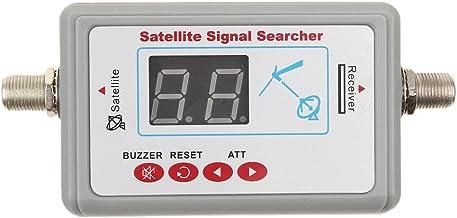 Prettyia DVB-T Digital TV Satellite Signal Finder System 950-2150MHz 13-18V DC Antenna