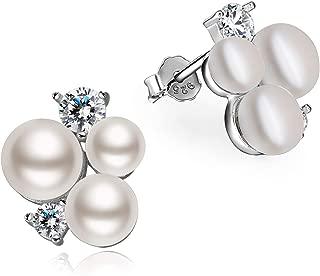 Best gucci trademark silver heart stud earrings Reviews