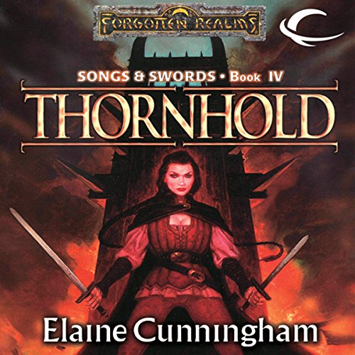 Thornhold audiobook cover art