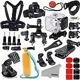 Kupton Accessories for GoPro Hero 5 Session/Hero 4...