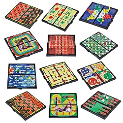Travel Magnetic Board Games (AFFILIATE)