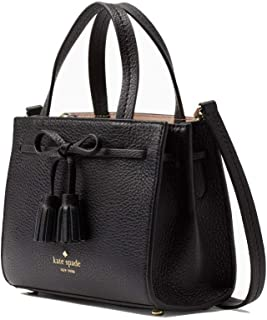 Best black leather satchel bag women's Reviews