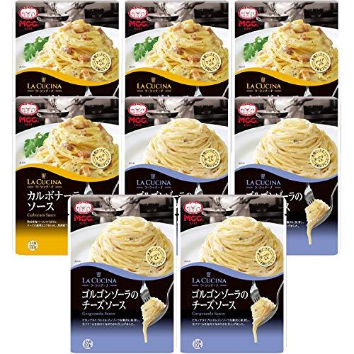 【セット商品】MCC パスタソース チーズソース2種アソート