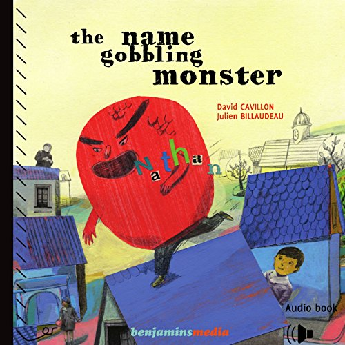 Couverture de The Name-Gobbling Monster