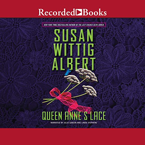 Queen Anne's Lace audiobook cover art