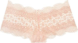 Body by Victoria The Crochet Lace Sexy Shortie Panty Large