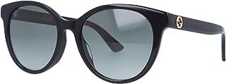 غوتشي GG0702SK نظارة شمسية نمط أسود / رمادي 54/19/145 للنساء