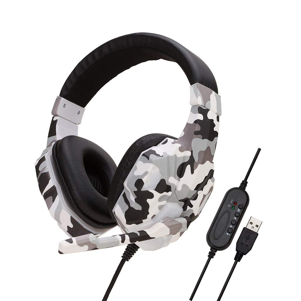 Celiy Bluetooth Headset Gaming Headset Usb Over Ear Stereo Gaming Headphone Microphone For N Switch Buy Online In Kuwait Missing Category Value Products In Kuwait See Prices Reviews And Free Delivery