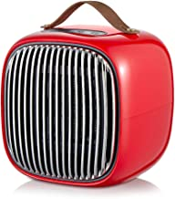 Heater Draagbare mini-radiator, keramische verwarming, drie temperatuurinstellingen, oververhittingsbeveiliging, laag ener...