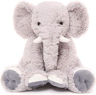 cuscino peluche elefante gigante