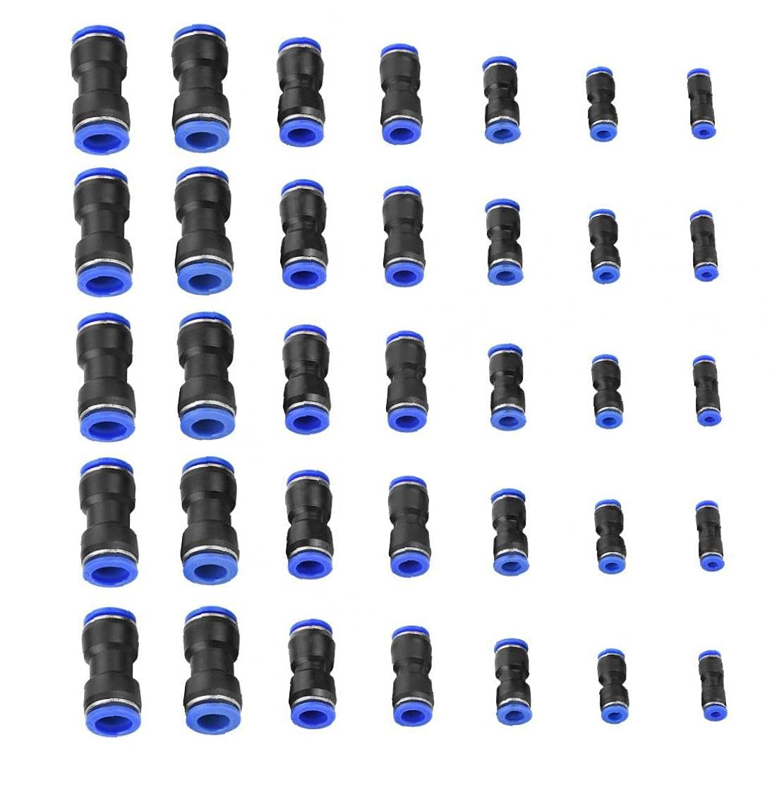 Pneumatic Fitting Set PU Plastic Air Popular Special price for a limited time shop is the lowest price challenge Hose 1 6 4 8 Connectors for