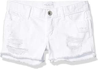 The Children's Place Big Girls' Plus Sized Denim Shorts