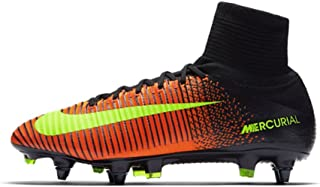 066928e923ac Nike Mercurial Superfly V SG-Pro Soccer Cleats 831956-870 Crimson Black (6