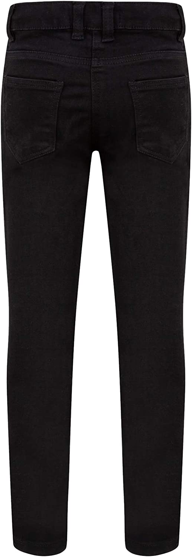Aelstores Jeans Skinny Jeans Designers Denim Treggings Elasticizzati Jeggings Pantaloni Moda Bambini Mid Rise New Age 4 5 6 7 8 9 10 11 12 13 14 15 16 anni