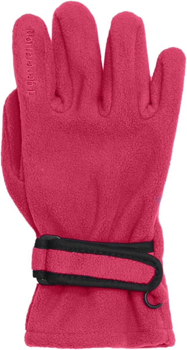 D/öll Damen Fingerhandschuhe Fleece Handschuhe