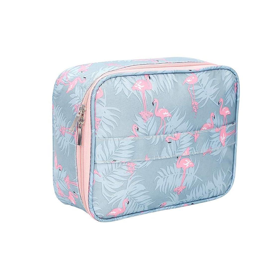 ピンク メイクボックス プロ用 メイクケース 高品質 コスメ収納スタンド 大容量 コスメケース 旅行用 収納ケース 化粧 收納抜群 メイクブラシバッグ