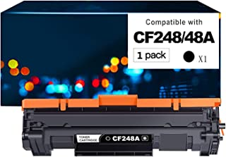 Compatible Toner Cartridge Replacement CF248A 48A Toner for HP Laserjet PRO M15 M15a M15w M28 M28a M28w(Black,1 Pack)