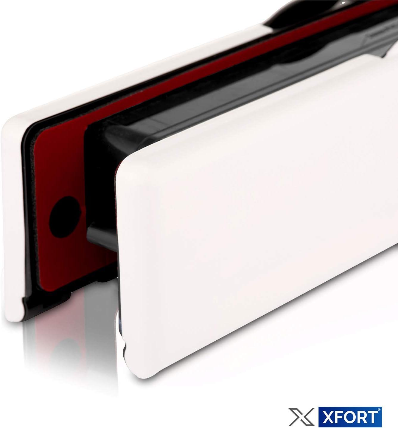 blanc plaques I- Plaque aux lettres