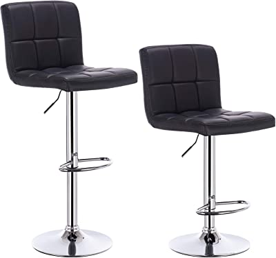 Lot De Lounge 2 Chaise Avec Bar Nvmnw08 Tabourets Tresko® n0wP8OZNXk