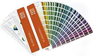 RAL D2 Design Colour Chart