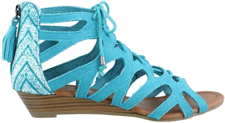 Women's Minnetonka, Merida III Low Heel Sandals