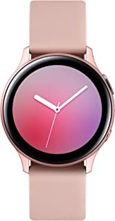 SAMSUNG Galaxy Watch Active 2 - Smartwatch de Aluminio, 44mm, Color Rose Gold, Bluetooth [Versión española]