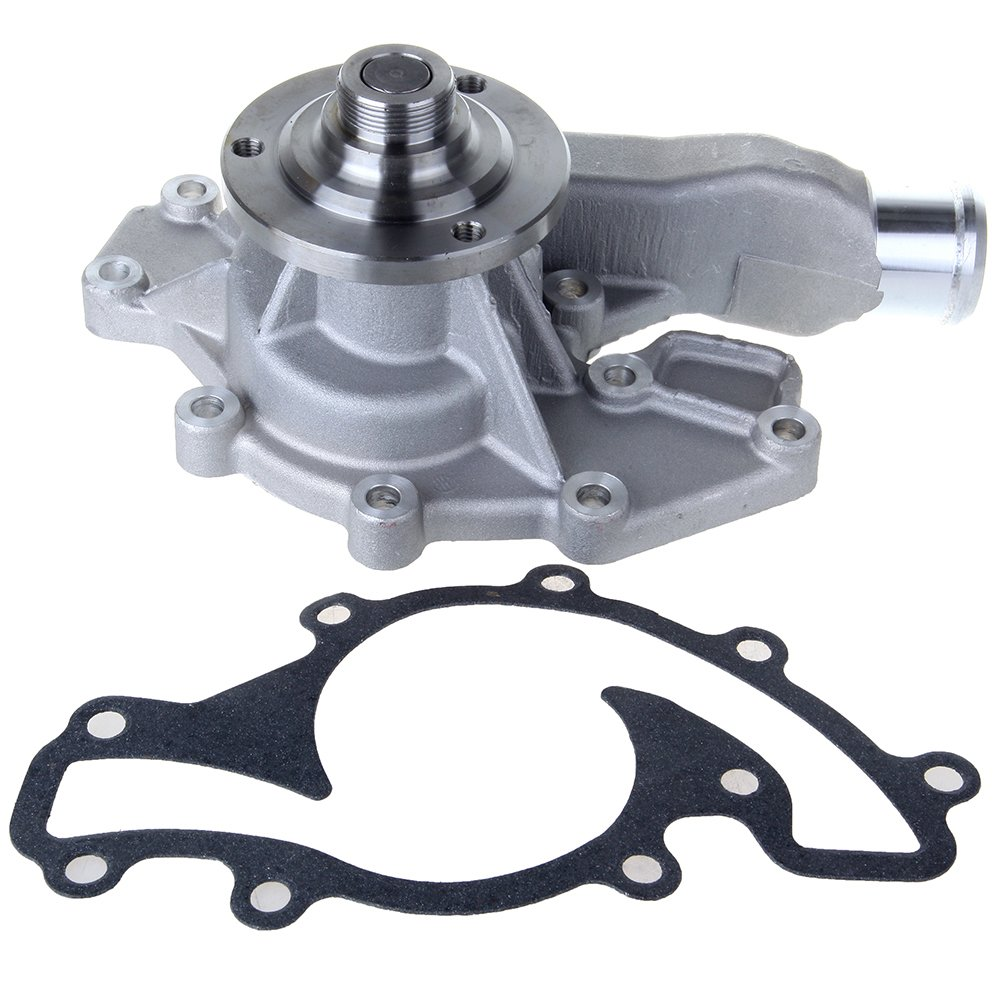 DNJ WP4360A Water Pump For 94-04 Land Rover Discovery Range 3.9L-4.6L V8 OHV