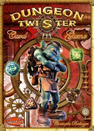 Unbekannt Ludically 494015 - Dungeon Twister, Kartenspiel