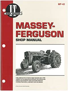 massey ferguson 240 parts manual