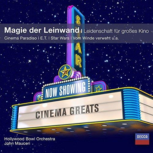 Magie d. Leinwand-Leidenschaft F. Großes Kino