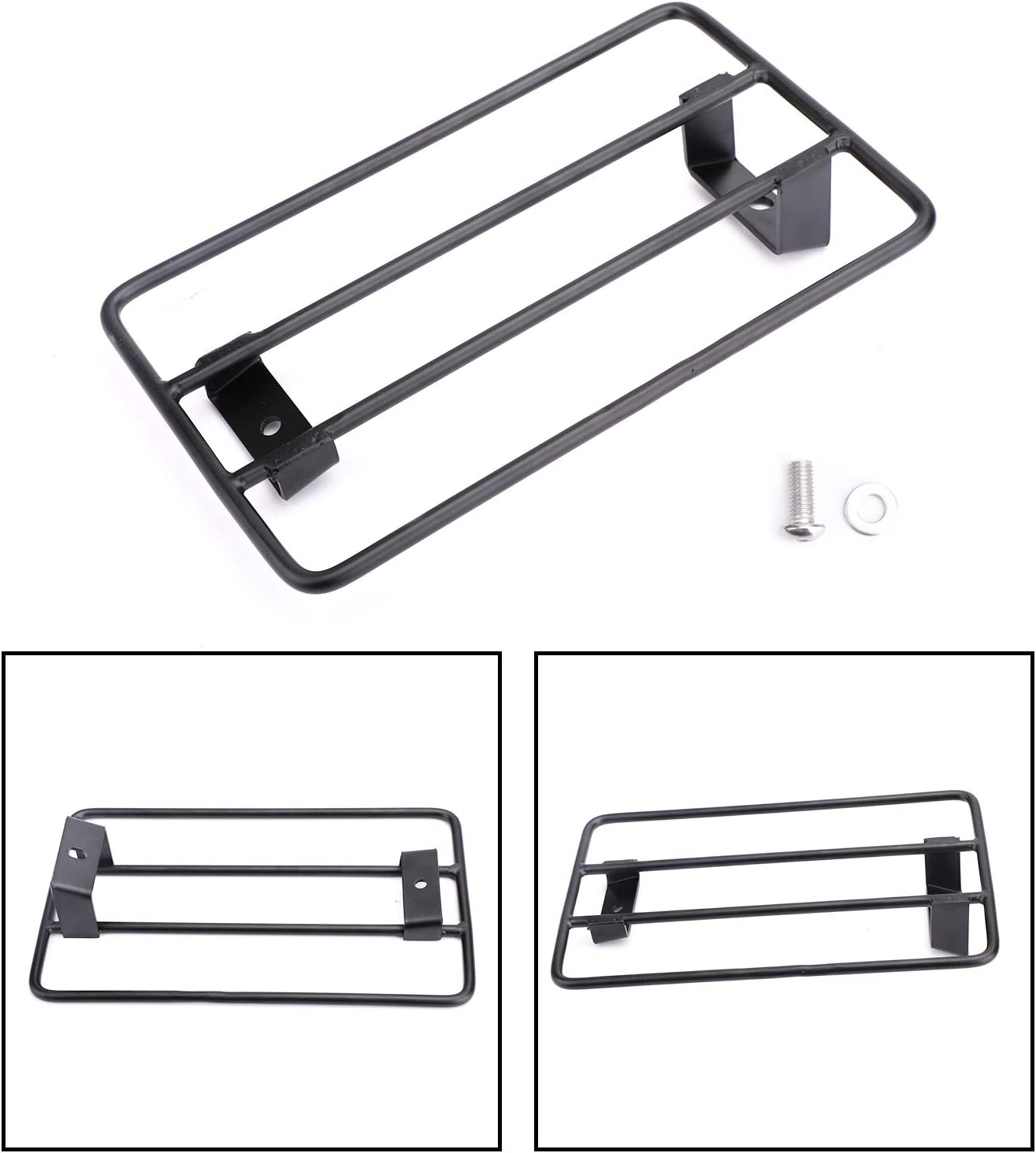 CHENDGE2 Solo Seat Rear Fender Rack Luggage quality assurance Carrier Fit ð All stores are sold for