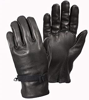 D-3A Style Leather Gloves